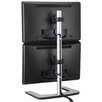Atlantic Visidec Freestanding Vertical 2 Screen Desk Mount