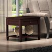 Furnitech Traditional End Table