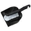 O-Cedar Commercial MaxiRough Dust Pan and Brush Combo (Set of 12)