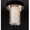 PLC Lighting Pixel Semi Flush Mount