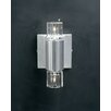 PLC Lighting Zurich  Wall Sconce in Aluminum