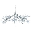 Searchlight Willow 10 Light Crystal Chandelier