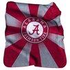 Logo Chairs NCAA Alabama Raschel Throw