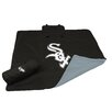 Logo Chairs MLB Chicago White Sox All Weather Fleece Blanket