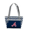 Logo Chairs 16 Can MLB Chevron Tote Cooler