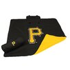 Logo Chairs MLB Pittsburgh Pirates All Weather Fleece Blanket