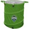 Logo Chairs MLS Seattle Sounders Collapsible 3-in-1 Cooler