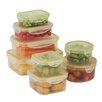 Honey Can Do 16 Piece Snap-Tab Food Storage Container Set
