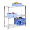"Honey Can Do 30"" H 3 Shelf Shelving Unit Starter"