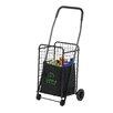 """Honey Can Do 37.5"""" Rolling Shopping Cart"""
