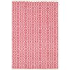 Dash and Albert Rugs Fair Isle Red/Ivory Area Rug