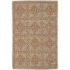 Dash and Albert Rugs Alpine Diamond Wool Woven Brown/Slate Area Rug