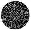 """Fox Run Craftsmen 26-Piece 1"""" Alphabet Cookie Cutter Set"""