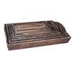 Cheungs 5 Piece Serving Tray Set