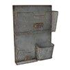 Cheungs Wall Metal Storage Shelf