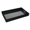 Cheungs Raised Bubble Tray with Bevelled Mirror