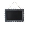 Cheungs Rectangle Hanging Rope Magnetic Chalkboard