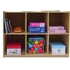 A+ Child Supply 6 Compartment Cubby