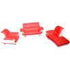 A+ Child Supply Princess Edwia Kid's Sofa Set