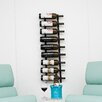 VintageView Wall Series 9 Bottle Wall Mounted Wine Rack