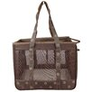 Pet Life 'Surround View' Posh Fashion Pet Carrier