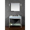 """Ariel Bath Brightwater 36"""" Single Bathroom Vanity Set with Mirror"""