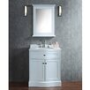 "Ariel Bath Montauk 30"" Single-Sink Bathroom Vanity Set"