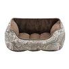 Soft Touch Brutus Rectangular Cuddler Dog Bed