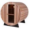 Almost Heaven Saunas LLC 2 Person Barrel Sauna