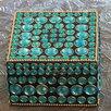 Novica The Vipin Bejeweled Box