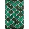 nuLOOM Modella Green Rharan Rug