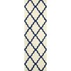 nuLOOM Moderna Blue Moroccan Trellis Area Rug