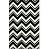 nuLOOM Gradient White/Black Sorrento Area Rug