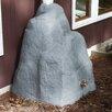 Good Ideas Rain Wizard 42 Gallon Rock Rain Barrel