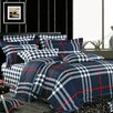 North Home Berkley 4 Piece Duvet Cover Set