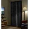 Maytex Serenity Microfiber Blackout Energy Window Panel