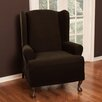 Maytex Pixel Stretch Wing Chair T-Cushion Slipcover