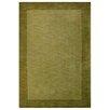 Acura Rugs Loom Green/Dark Green Rug