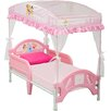 Delta Children Disney Princess Toddler Canopy Bed