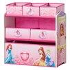 Delta Children Princess Multi-Bin Toy Organizer
