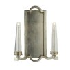 Artcraft Lighting Perceptions 2 Light Candle Wall Sconce