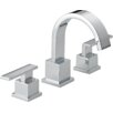 Delta Vero Two Handle Widespread Bathroom Faucet