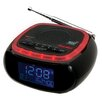 First Alert AM/FM Weather Band Clock Radio with S.A.M.E. Weather Alert