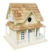 Home Bazaar Classic Series Cape May Cottage Birdhouse