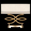 """Fine Art Lamps Allegretto Gold 21"""" H Table Lamp with Rectangular Shade"""