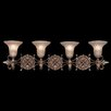 Fine Art Lamps Stile Bellagio 4 Light Bath Vanity Light