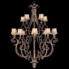 Fine Art Lamps Stile Bellagio 15 Light Chandelier