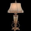 "Fine Art Lamps Pastiche 40"" H Table Lamp with Bell Shade"