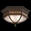Fine Art Lamps Chateau 2 Light Flush Mount