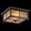 Fine Art Lamps Capistrano 2 Light Flush Mount